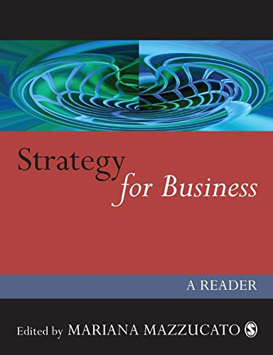 9780761974130: Strategy for Business: A Reader