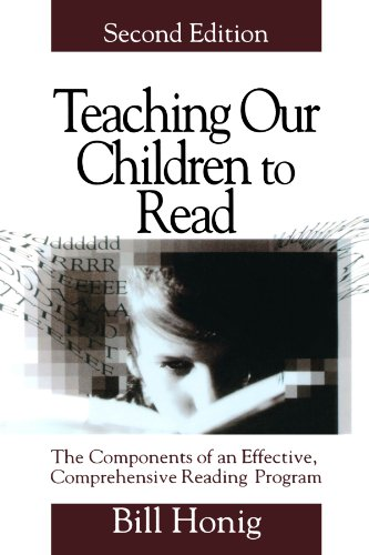 9780761975304: Teaching Our Children to Read: The Components ...