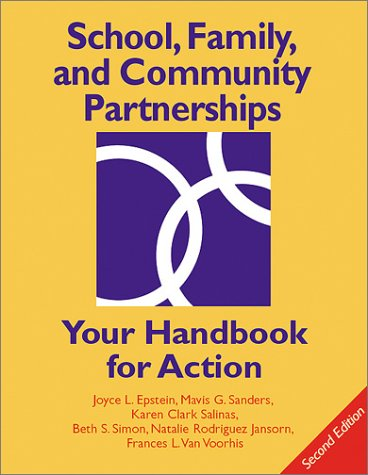 9780761976653: School, Family, and Community Partnerships: Your Handbook for Action