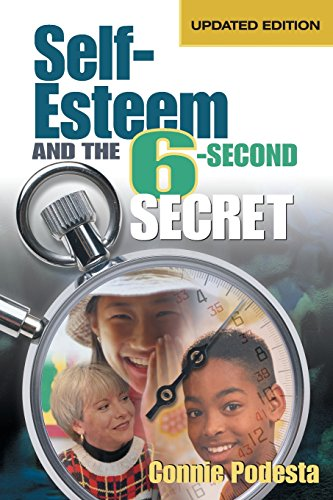 Self-Esteem and the 6-Second Secret: Connie Podesta