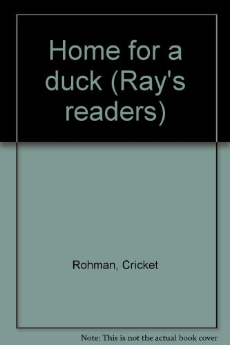 Home for a duck (Ray's readers): Rohman, Cricket