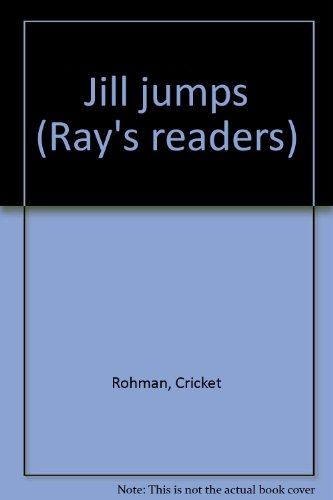 Jill jumps (Ray's readers): Cricket Rohman