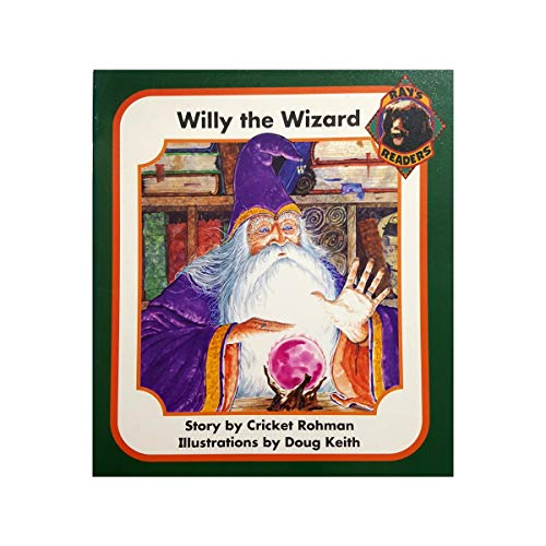 Willy the wizard (Ray's readers) (0761984224) by Cricket Rohman