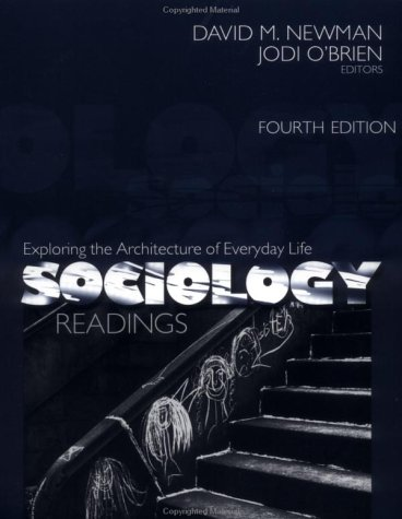 9780761987406: Sociology: Exploring the Architecture of Everyday Life