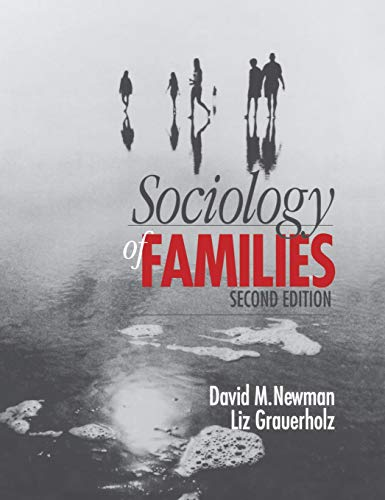 9780761987499: Sociology of Families