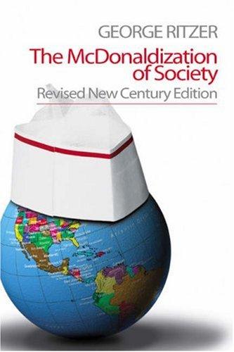 9780761988113: The McDonaldization of Society