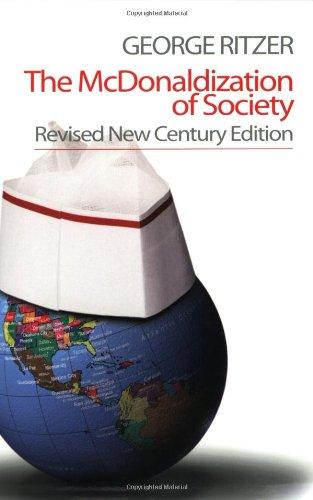 9780761988120: The McDonaldization of Society