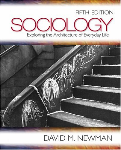 9780761988281: Sociology: Exploring the Architecture of Everyday Life, Bundle