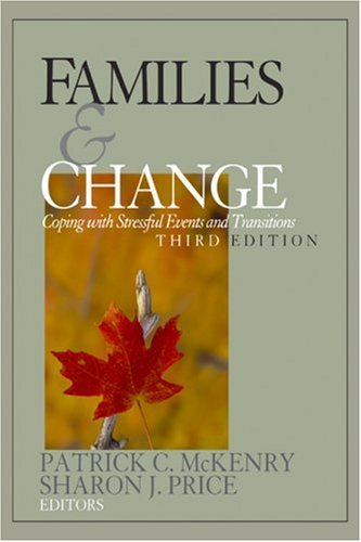 Families and Change: Coping With Stressful Events: SAGE Publications, Inc