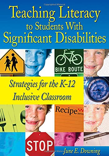 Teaching Literacy to Students with Significant Disabilities: June E. Downing
