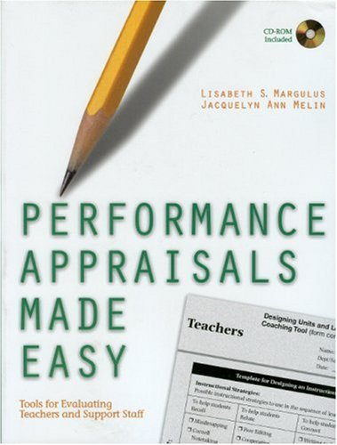 9780761988953: Performance Appraisals Made Easy: Tools for Evaluating Teachers and Support Staff