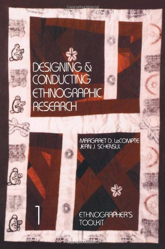 9780761989752: Designing and Conducting Ethnographic Research (Ethnographer's Toolkit)