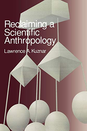 9780761991144: Reclaiming a Scientific Anthropology (Cambridge Cultural Social Studies)