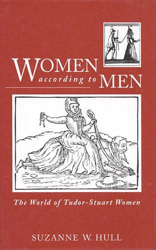 9780761991199: Women According to Men: The World of Tudor-Stuart Women