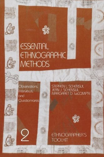 9780761991441: Essential Ethnographic Methods: Observations, Interviews, and Questionnaires (Ethnographer's Toolkit)