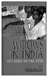 9780761992486: Widows in India