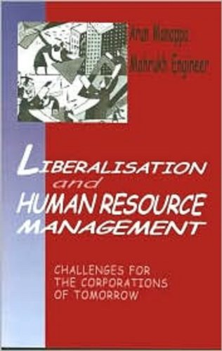 Liberalisation and Human Resource Management: Challenges for the Corporations of Tomorrow (Response...