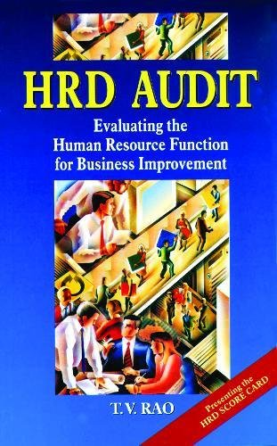 9780761993506: Hrd Audit: Evaluating the Human Resource Function for Business Improvement