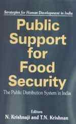 Public Support for Food Security: The Public