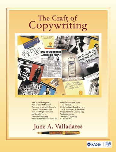 The Craft of Copywriting: June A. Valladares