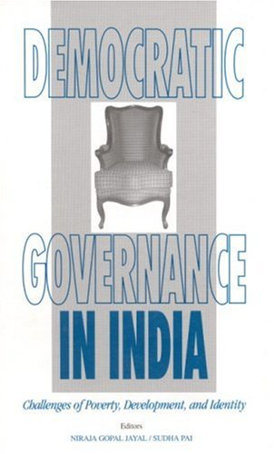 Democratic Governance in India: Sudha Pai