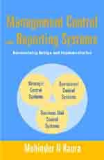 9780761996088: Management Control and Reporting Systems: Harmonising Design and Implementation