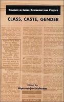 Class, Caste, Gender: Manoranjan Mohanty (ed.)
