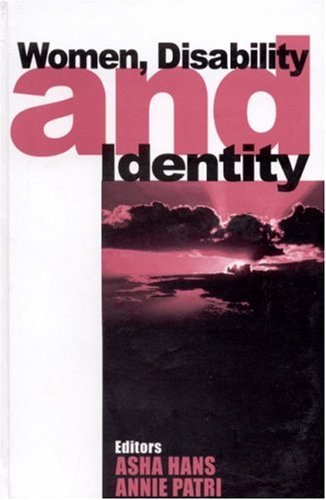 9780761997009: Women, Disability and Identity