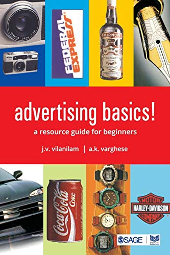 9780761998105: Advertising Basics!: A Resource Guide for Beginners (Response Books)
