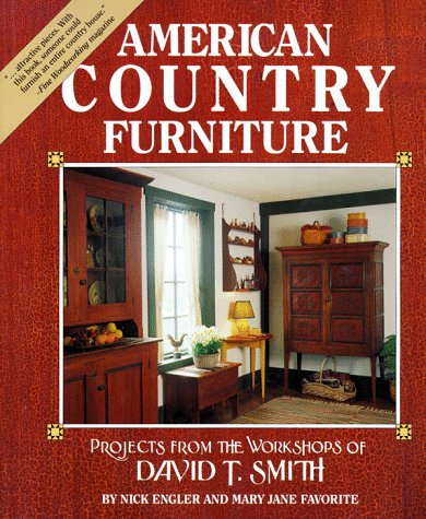 American Country Furniture (Reader's Digest Woodworking): Engler, Nick
