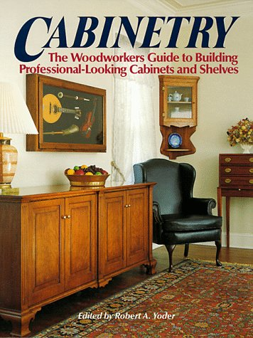 9780762101658: Cabinetry (Reader's Digest Woodworking)