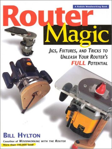 9780762101849: Router magic