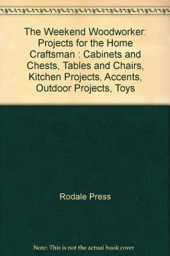 Proj for home craftsm (Reader's Digest Woodworking) (0762101962) by Rodale