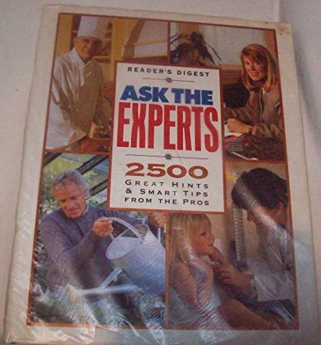 9780762102372: Ask the Experts