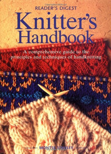 9780762102488: Knitter's Handbook: A Comprehensive Guide to the Principles and Techniques of Handknitting
