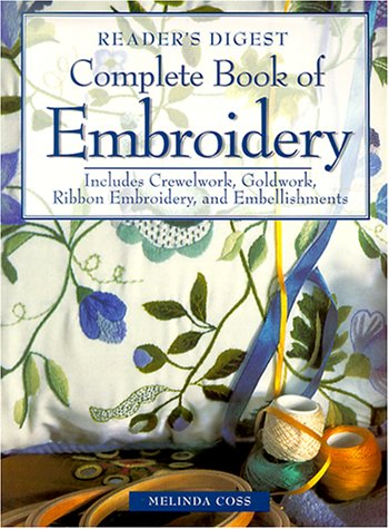 9780762102730: Complete book of embroidery