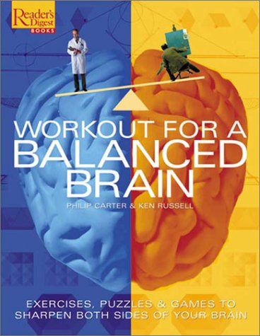 9780762103317: Workout for a Balanced Brain: Exercises, Puzzles & Games to Sharpen Both Sides of Your Brain