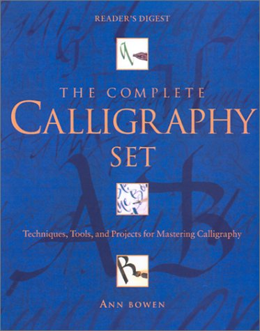 9780762103508: The Complete Calligraphy Set (Reader's Digest)