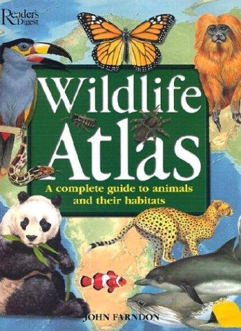 Wildlife Atlas: Farndon, John