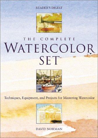 The Complete Watercolor Set: Norman, David