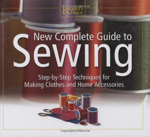 9780762104208: New Complete Guide to Sewing
