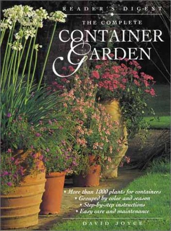 9780762104222: The Complete Container Garden