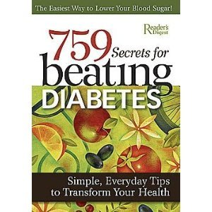 9780762105502: 759 Secrets for Beating Diabetes