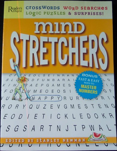 9780762105632: Mind Stretchers: Crosswords, Word Searches Logic Puzzles & Surprisies!
