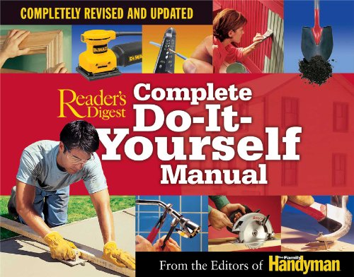 9780762105793: Complete Do-It-Yourself Manual: Completely Revised and Updated