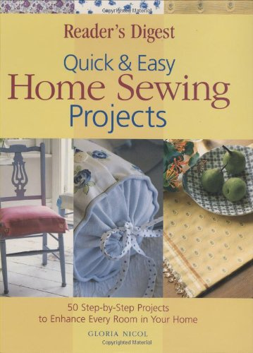 9780762105847: Quick and Easy Home Sewing Projects