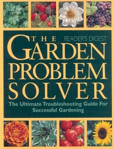 9780762106011: Garden Problem Solver