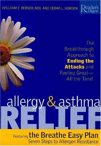 9780762106042: Allergy and Asthma Relief