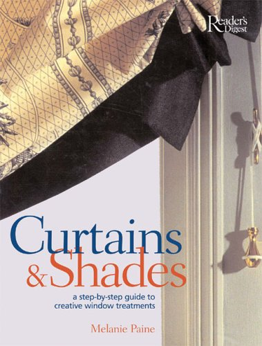 9780762106165: Curtains & Shades (Practical Home Decorating)