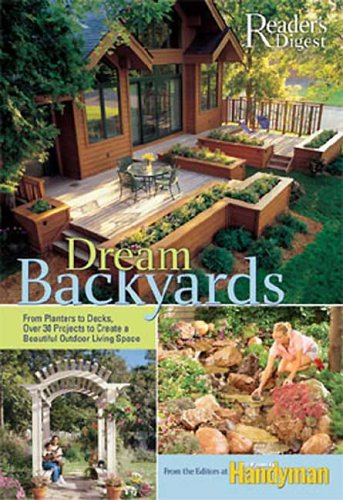 9780762106356: Dream Backyards